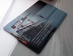 Флешки в виде кредитной карты