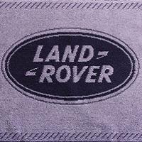 полотенце махровое с брендированием пестротканым способом