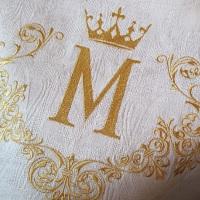 скатерти с логотипом